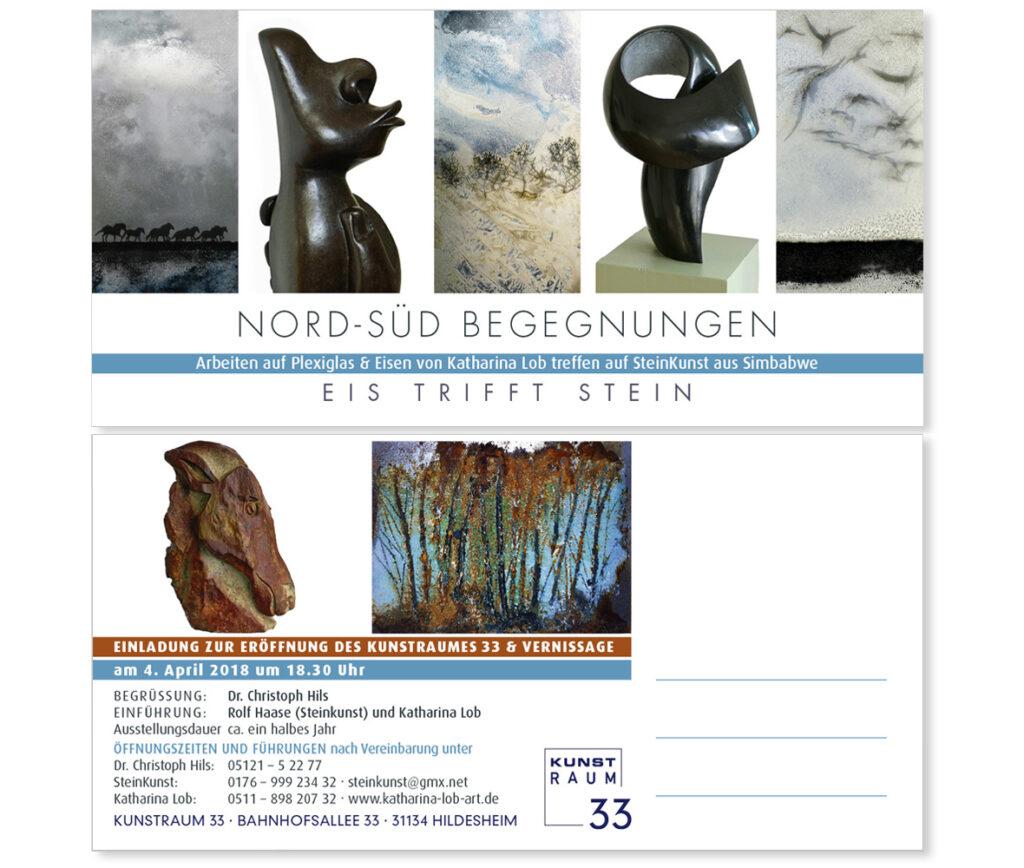 1. Ausstellung im kunstraum33